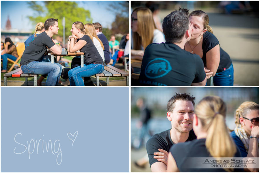 Engangement Verlobungsbilder in Frankfurt am Main Fotograf Andreas Schnatz