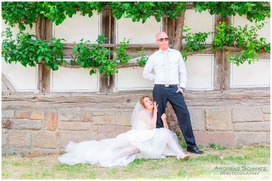 After wedding Hochzeitsbilder trash the dress Hessenpark Hochzeitsfotograf