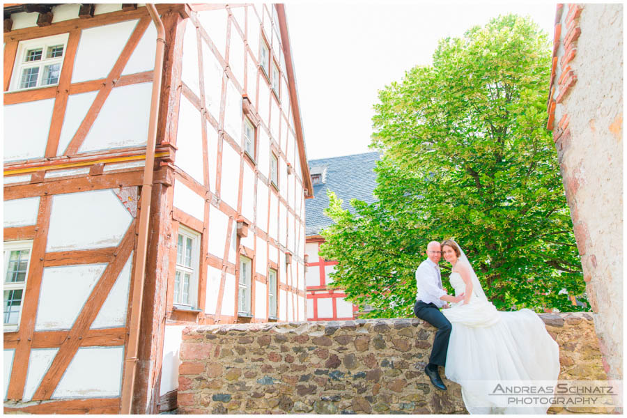 After wedding Hochzeitsbilder trash the dress Hessenpark Hochzeitsfotograf