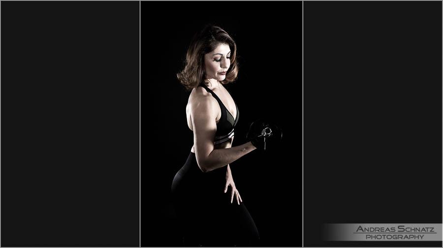 Fitness Sport Body Bilder im Fotostudio Hofheim