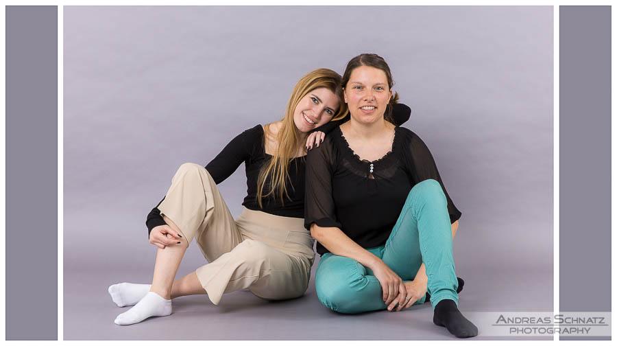 Fotosession für Geschwister