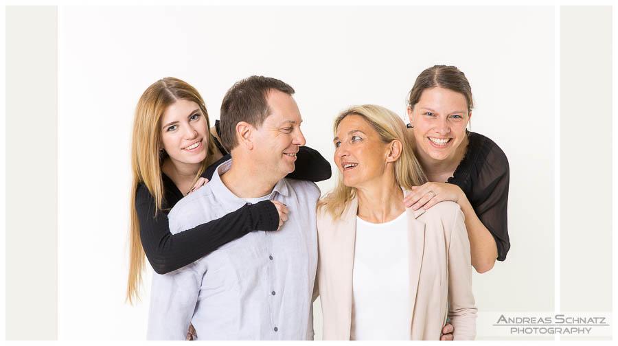 Fotosession für Familienbilder