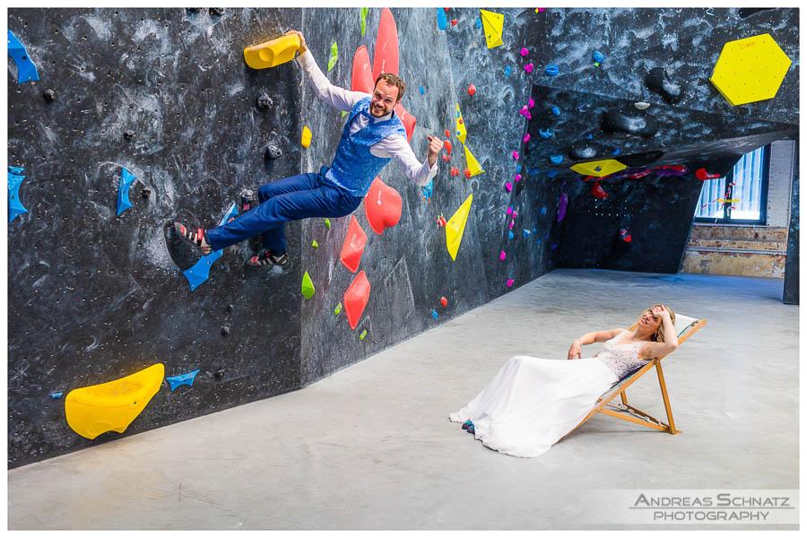 Hochzeitsbilder Darmstadt Boulderhaus Buettelborn