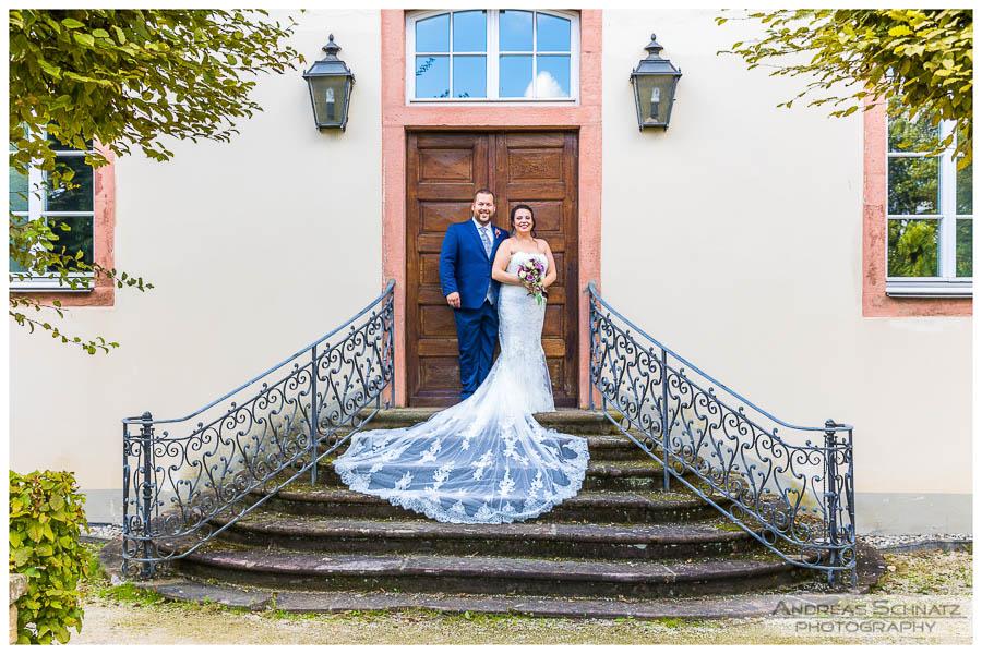 Brautpaarbilder in der Burg Friedberg